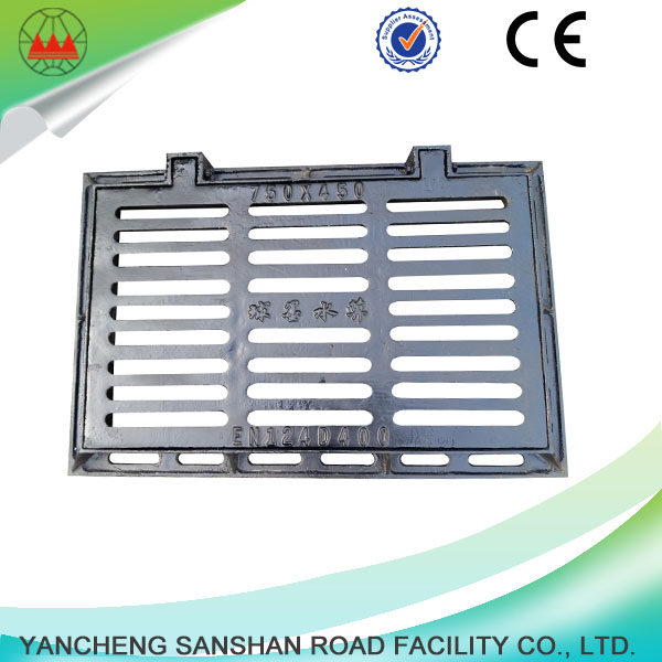 Free sample high quality ductile iron drainage grate