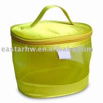 transparent toilet bag cosmetic bag
