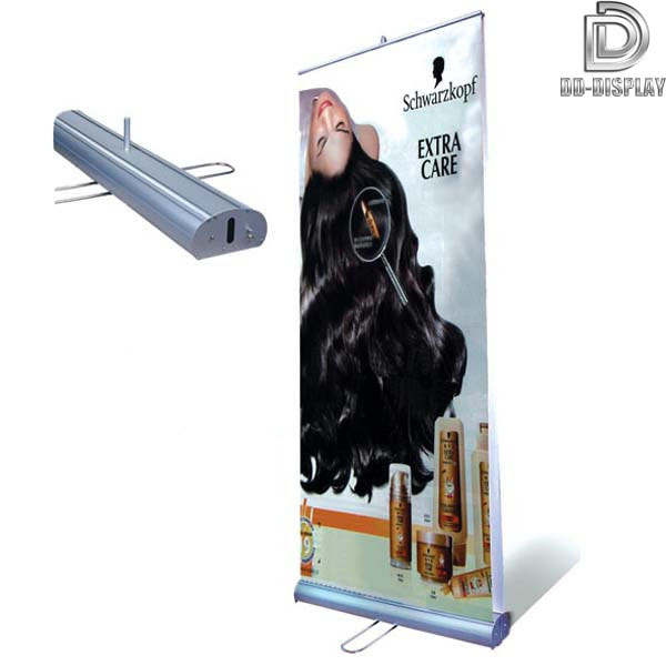 Indoor digitale printing intrekbare poster banner stand roll up banner