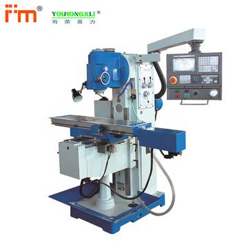 Xlk5030 Mini Mill Cnc Machine - Buy Mini Mill Cnc Machine,Vertical Fanuc  Cnc Milling Machine,Small Type Vertical Fanuc Cnc Milling Machine Product  on