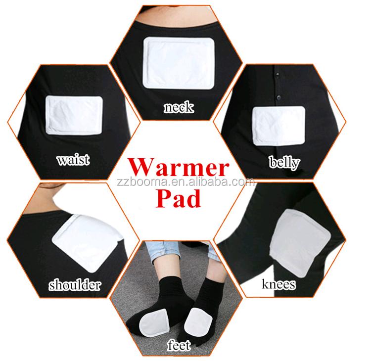 Быстро нагревающиеся пакеты грелка руки потепления pad, согревающие патчи для тела arm грелку для зимы