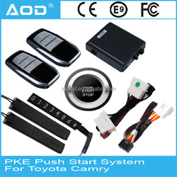 For Toyota Camry Remote engine start/Keyless entry system/PKE push button start