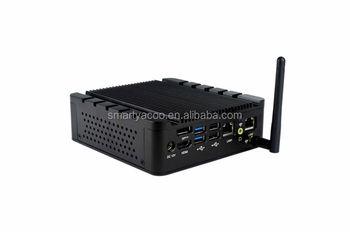 Amd Kabini G-soc A6-5200 Quad Core Apu Mini Pc Box Pc Nettop Nis-k880c Htpc  - Buy Amd Quad-core Apu Mini Pc,Digital Signage Box Pc,Barebone System