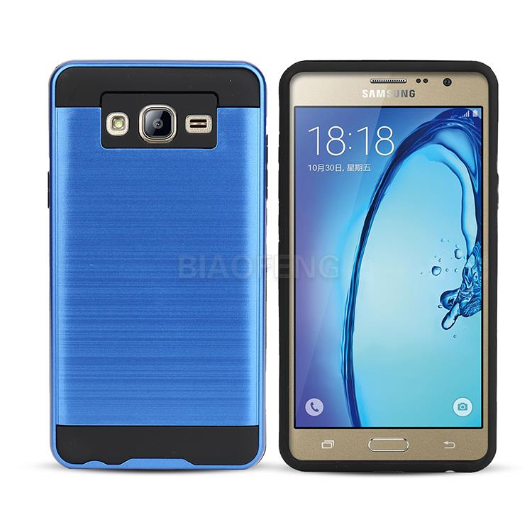 Phone case supplier wholesale brushed armor back cover case for gionee elife s plus oem odm warmly welcome