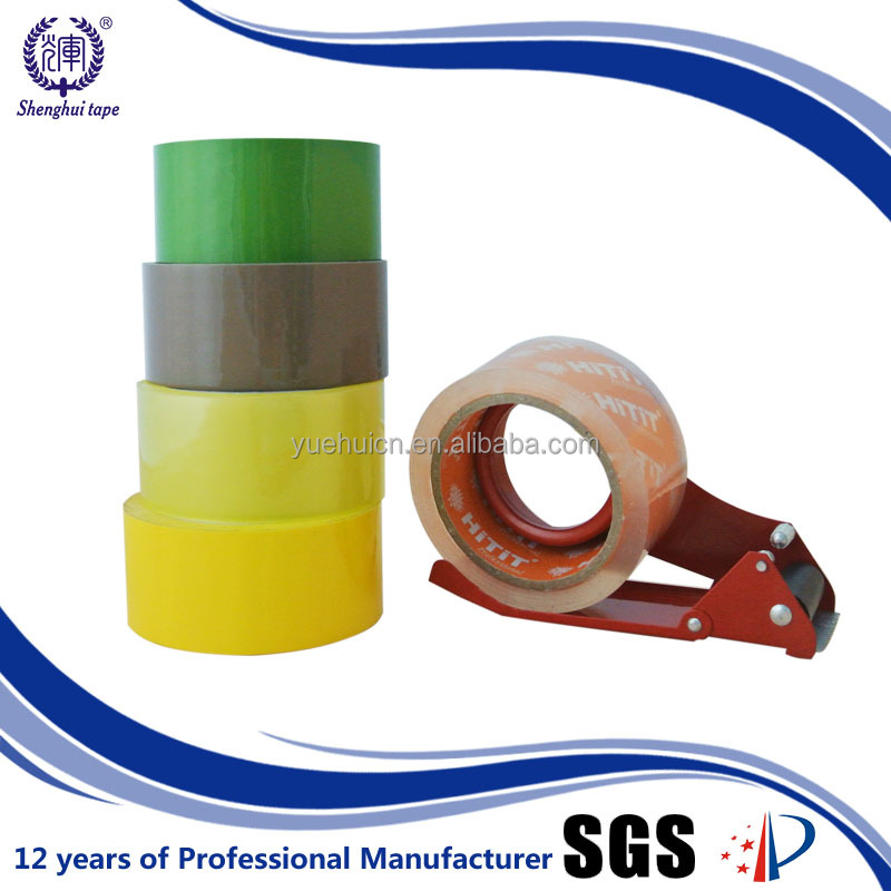 Free Sample Provided Commerical Grade opp Acrylic Objective Fixing Box Package and Packing Glue Tape