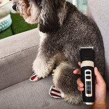 Di Vendita superiore Qualità Garantita Elettrico Pet Hair Trimmer, Pet Grooming Clippers Set