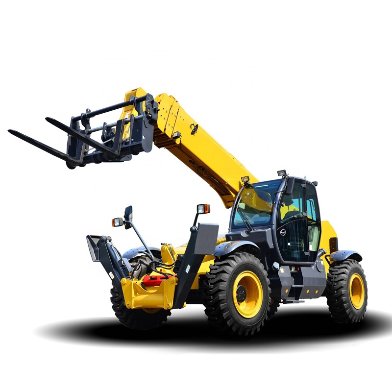 Chinese XCMG telehandler 3.5 tons XC6-3514 Telescopic forklift for sale