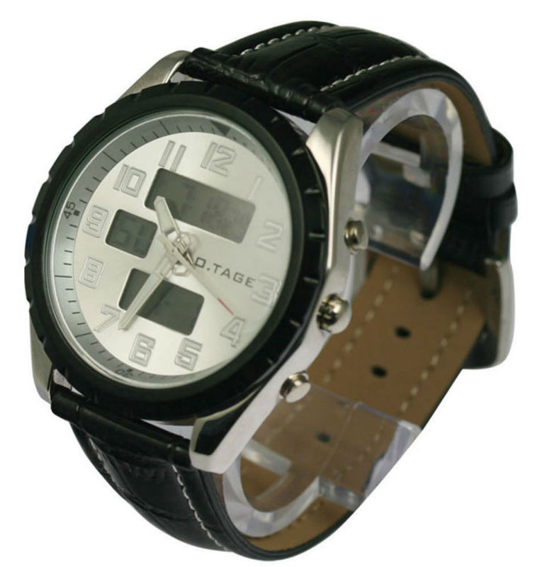 Hottest China Manufacturer Dual time Analog-digital Sport watches for men for ladies water resistant japan movement