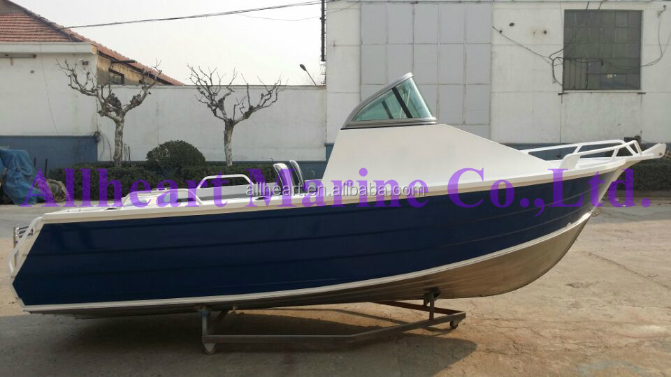 5m Aluminum Cuddy Cabin Boat For Australia Market Buy Welded