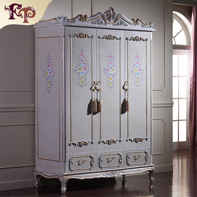 País francés muebles de dormitorio antiguo clásico muebles armario ...