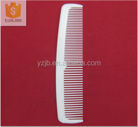 Cheap Wholesale PP hair comb for hotel women guest Travel convenient mini comb