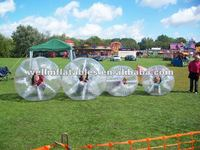 2012 funny inflatable body zorb for kids