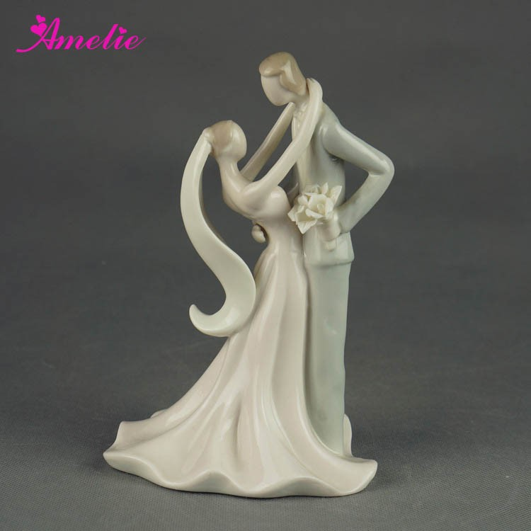 wholesale wedding cake toppers a07379 porcelain groom ceramic wedding 27439