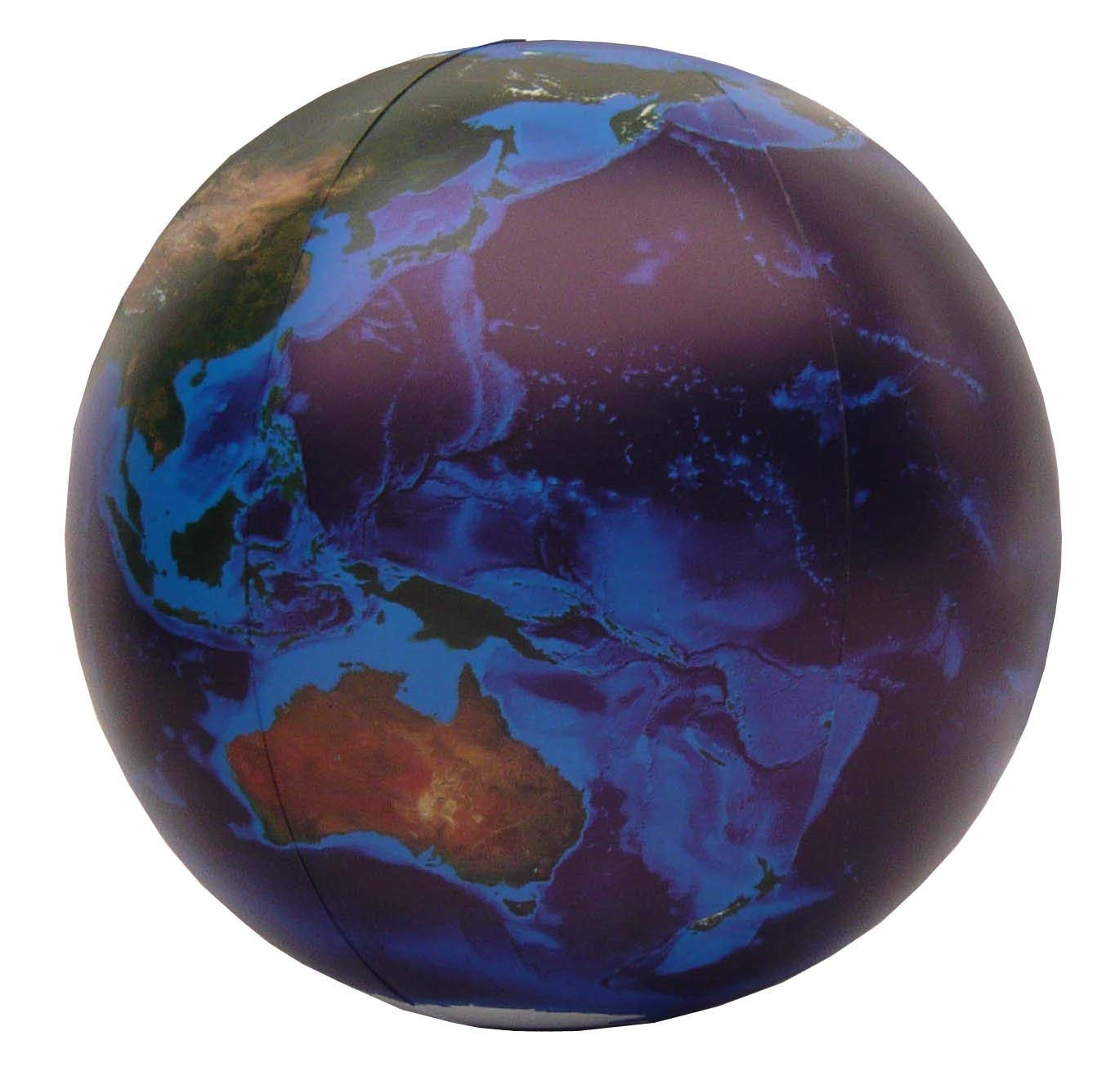 """Jet Creations GTO-36TBM Blue Marble Earth Globe 36 inch- Best for Home, School, Party, Pool, Summer Camp, for Kids and Adults, Multi, 36"""""""