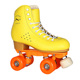 4 Wheels Quad Roller Skate Professional Roller Skate Light Up LED Wheel Roller Skate
