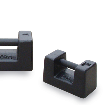5kg 10kg 20kg cast iron weights calibration weights for balances with high accuracy