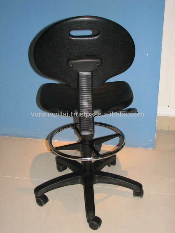 Pu Lab Chair Furniture High Quality Laboratory Chairs