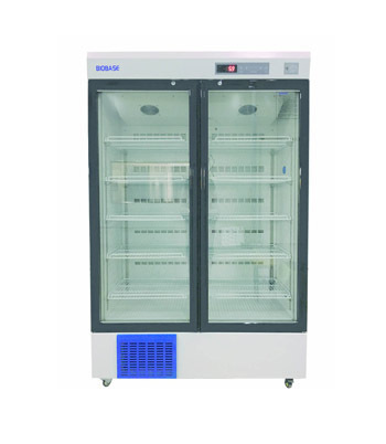 BIOBASE Chemical CE Certificate China Furniture Hot Sale Lab Medical Equipment Double Doors Freezer Price Medical Refrigerator