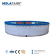 Molatank Collapsible Fish Breeding Holding Tanks with Large/Small Size providing Customized Service