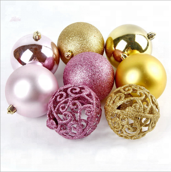 3cm 50cm led large christmas ball ornaments bulk - Large Christmas Ball Ornaments