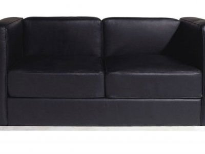anthracite furniture bauhaus fabric f steel frame sofas couch new at upholstery id seating restauriert master tubulair sofa