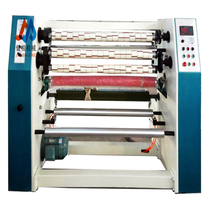 2017 latest fashion top design foil tape log roll slitter rewinder and machine