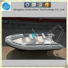 PVC material inflatable rib boats