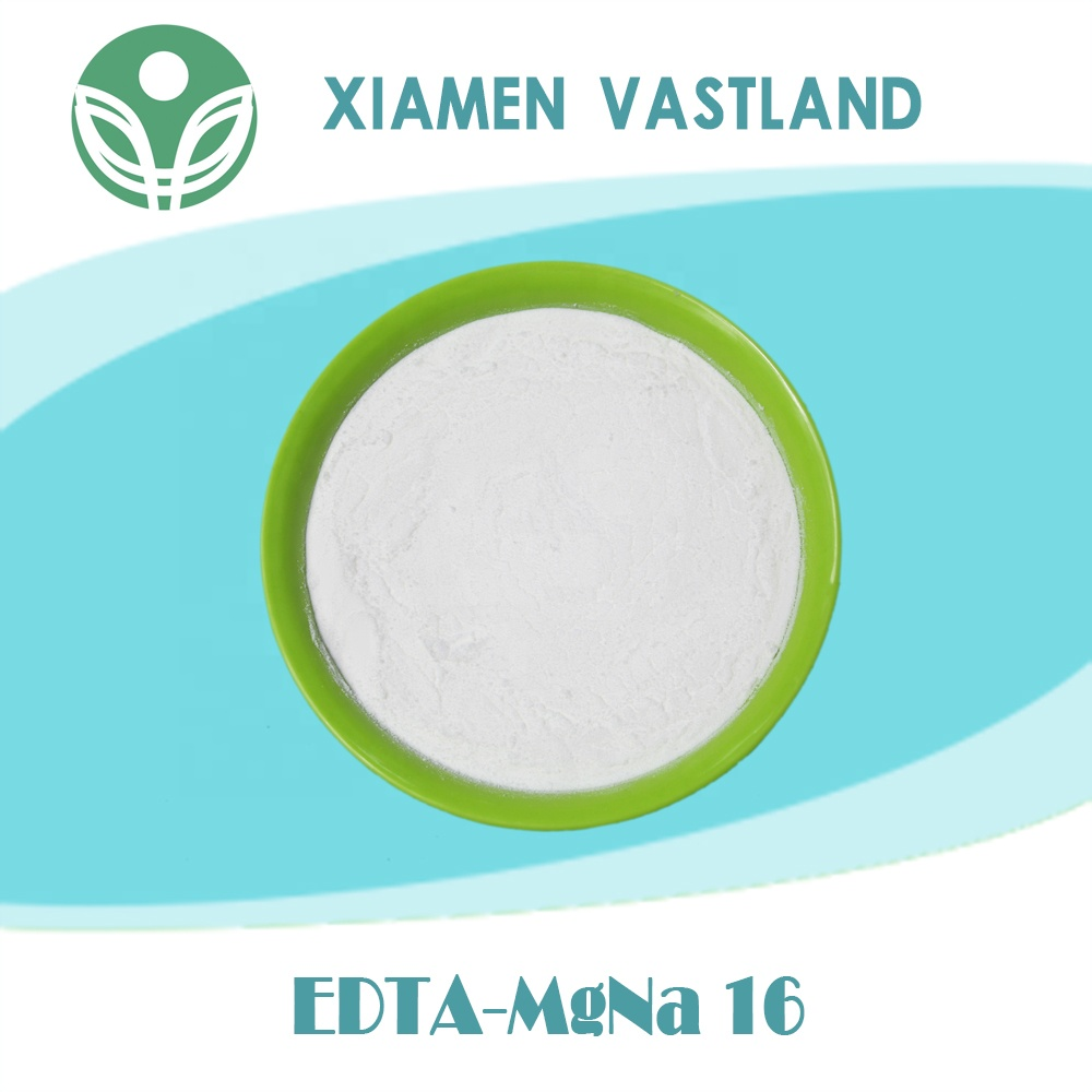 Nutritional supplements chelated MgNa16 edta fertilizer powder edta Mg nutrient for plant