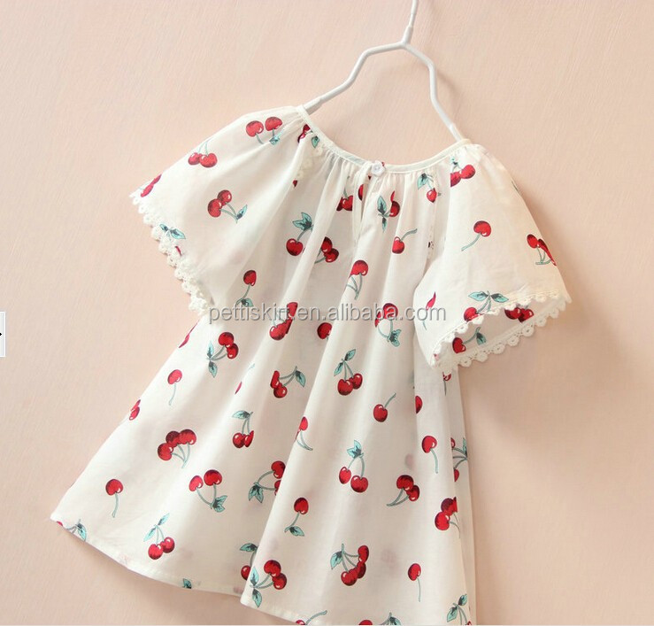 Wholesale Baby Clothes India Organic Cotton Clothes Girl Dress Baby