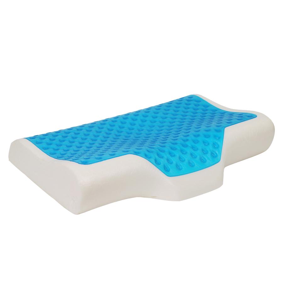 Infused Cool Gel Visco Elastic Pillow Memory Foam Gel Pillow