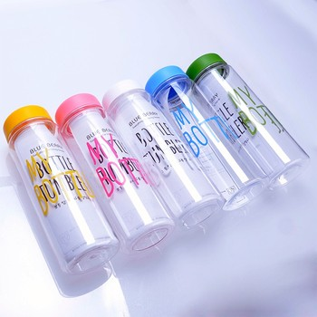 Bpa Free Water Bottle My Custom Plastic Juice 500ml Made In Dong Guan