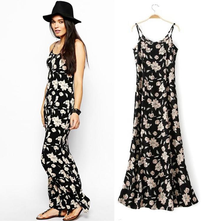 f361563cf1960 Cheap Tropical Print Maxi Dress, find Tropical Print Maxi Dress ...