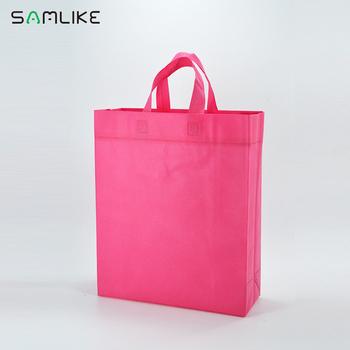e0525d8d591e New Product Non Woven Shopping Bag Reusable Printed Custom Non Woven  T-shirt Carry Bag