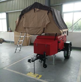 Tk D2 Australien Standards Off Road Folding Camper 4wd Anhanger Fur