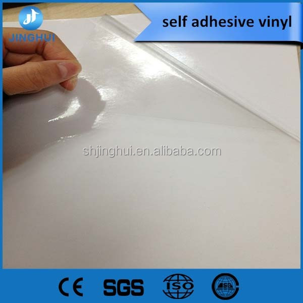 Matt 1.52*50m 6mic 100g Liner Paper black glue Self Adhesive Craft Vinyl for Various panels
