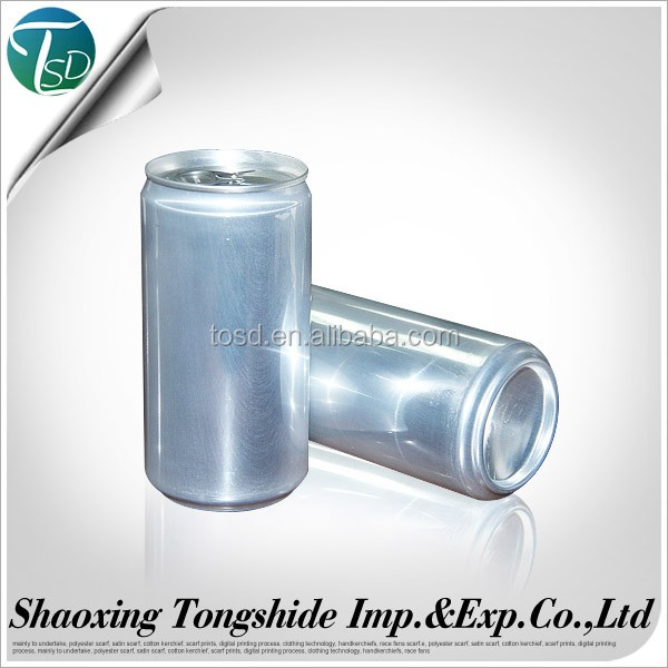 2017wholesale ,330ml sleek ,customized Aluminum ,beer, energy drink , beverage can empty tin cans sale