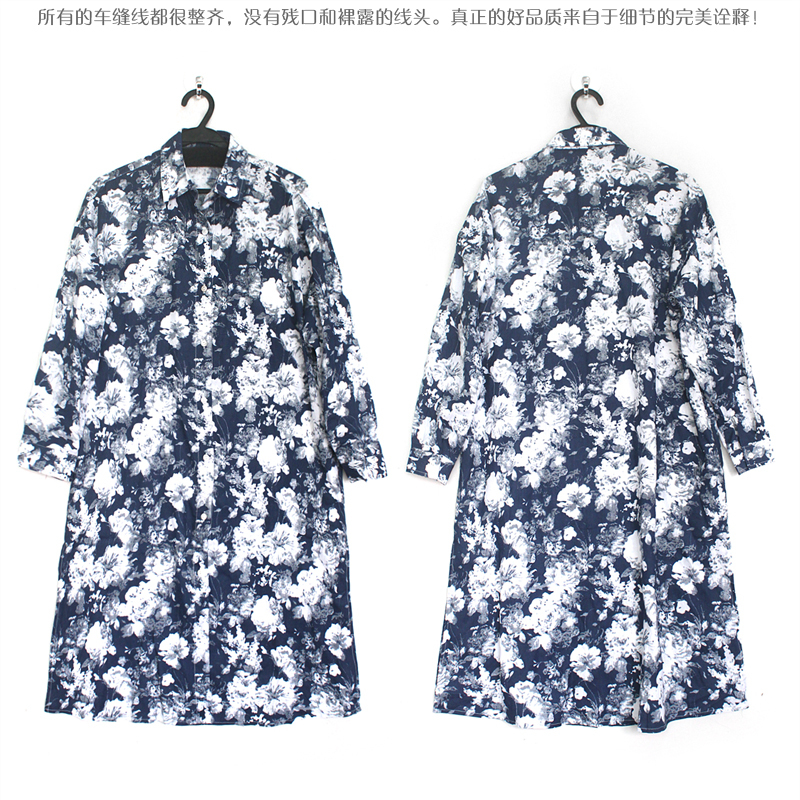 Free Shipping 2015 Women Trench Coat Spring Autumn Fashion Casual Linen Single-breasted MD-Long Full Sleeve Women Coat Female