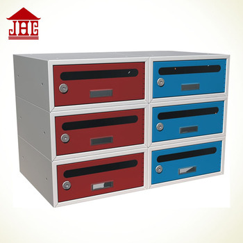 Jhc-3010 Combination Lock Mailbox/apartment Locking Letter Box/outdoor  Mailboxes For Apartments - Buy Combination Lock Mailbox,Apartment Locking  ...
