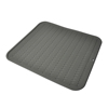 anti-slip heat resistant kitchen counter mat eco friendly silicone rubber sink mat