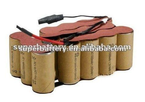 Batterie nicd 18v