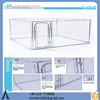 Popular 10x10x6 foot Baochuan wire mesh new design dog kennel/cheap dog fence/dog house factory