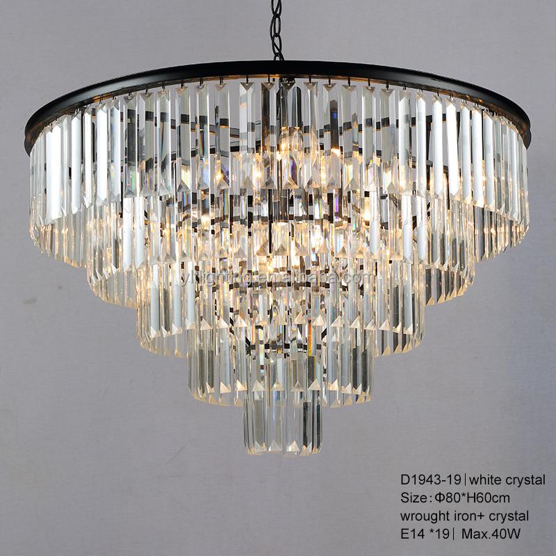 gro handel kristall lampen modern kaufen sie die besten. Black Bedroom Furniture Sets. Home Design Ideas