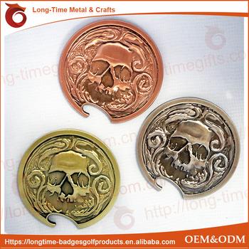 Bottle Opener Challenge Coin - Buy Bottle Opener Challenge Coin,Skull  Shaped Bottle Opener Challenge Coin,Cheap Challenge Coins Product on  Alibaba com
