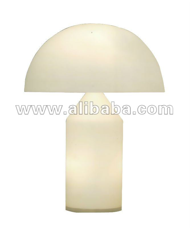 The Apollo Frosted Glass Table Lamp   Buy Designer Lamp Product On  Alibaba.com