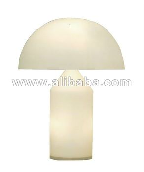 The Apollo Frosted Glass Table Lamp Buy Designer Lamp Product