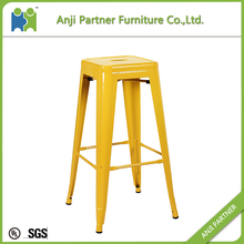unique design strongly chair 4 legs metal bar stool(Fengshen)