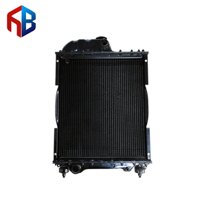 China manufacturers supply high temperature resistance tractor radiators perkins radiator