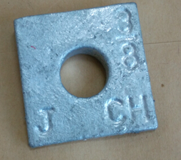 MALLEABLE IRON WASHER