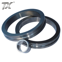 Mechanical Parts tungsten carbide seal ring