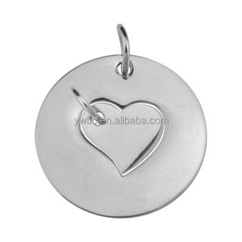 Couple love heart puzzle piece mother and daughter pendants charms couple love heart puzzle piece mother and daughter pendants charms h107905 1 aloadofball Images
